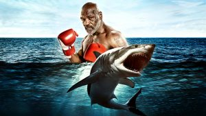 SharkWeek 2020 :  Tyson Vs Shark